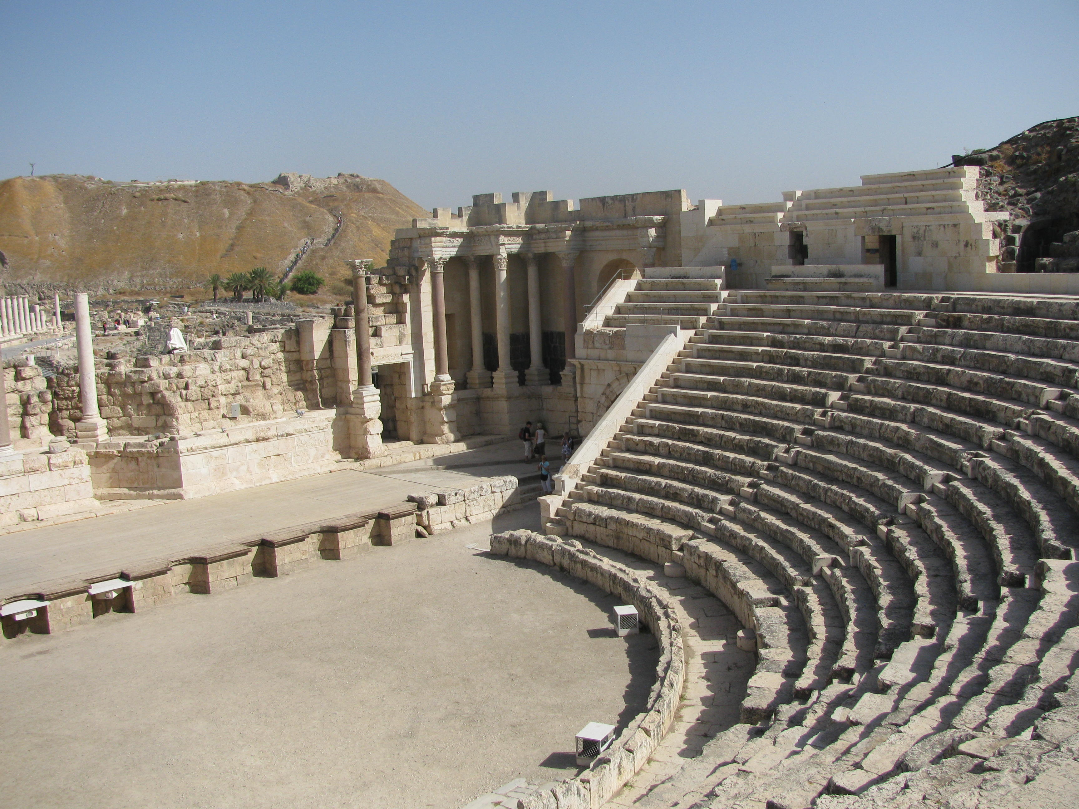 Image result for Beit Shean